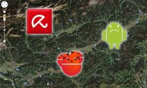 Avira, Android-Lost, Cerberus