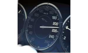 Jaguar XJ Tachometer
