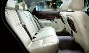 Jaguar XJ Innenraum