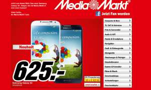 Media Markt,Samsung Galaxy S4