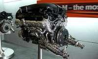 V10-Motor des BMW M5