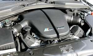 Motor des BMW M5