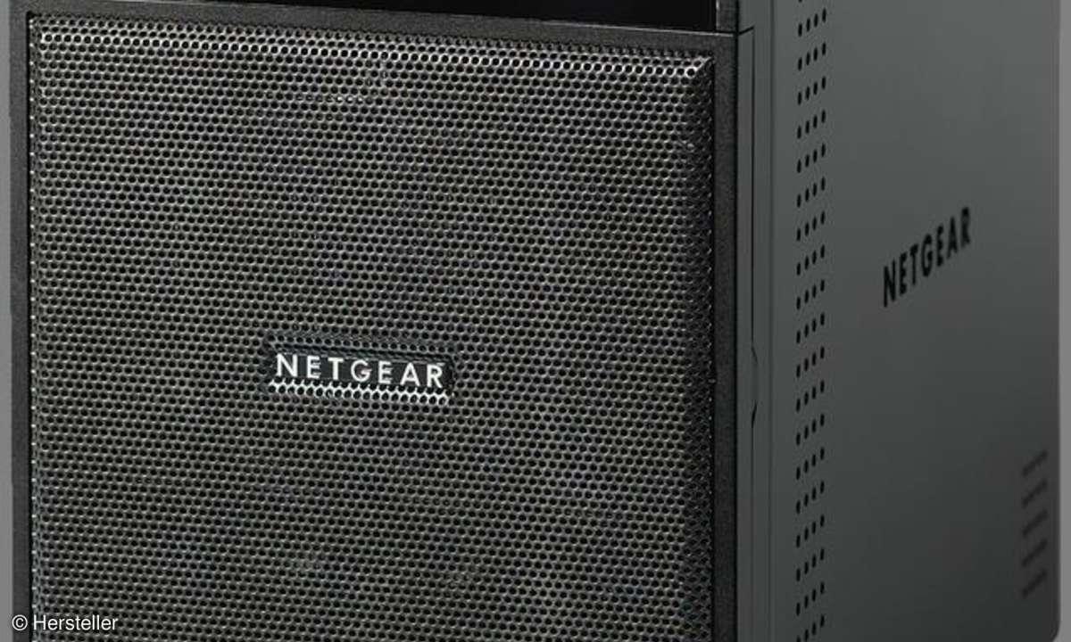 Netgear ReadyNAS NV+ v2