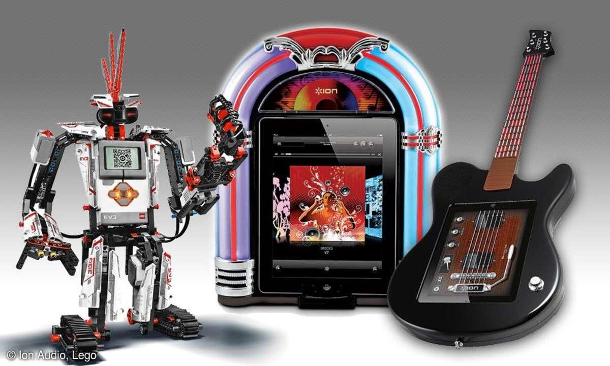 iPhone-, iPad-Gadgets