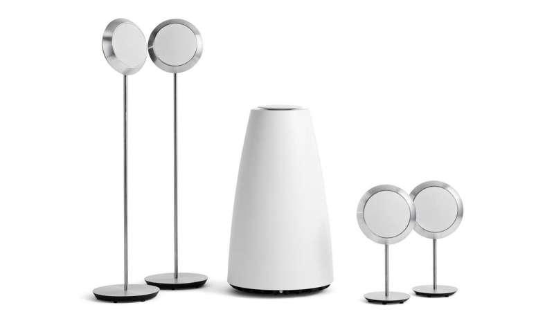bang olufsen bringt surround system beolab 14 connect. Black Bedroom Furniture Sets. Home Design Ideas
