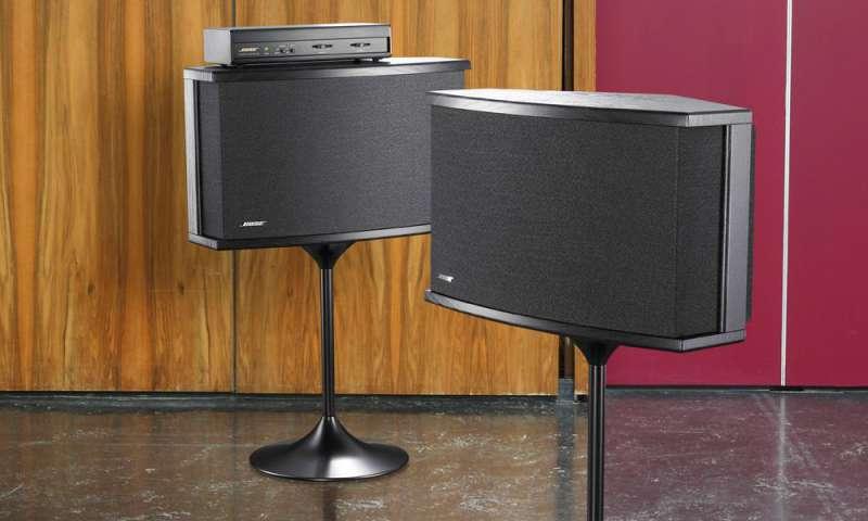 Bose Car Speakers >> Bose 901 Serie VI im Test - connect
