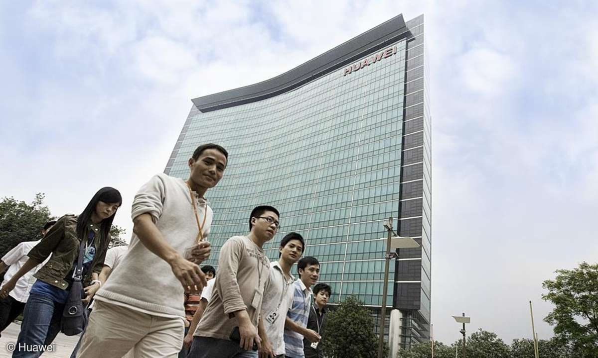 Huawei-Headquarter