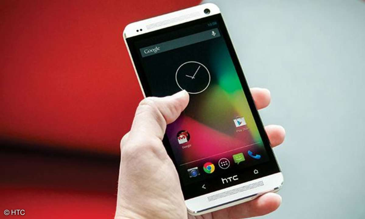 HTC One Google Edition,