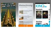 Apps für Windows Phone 8