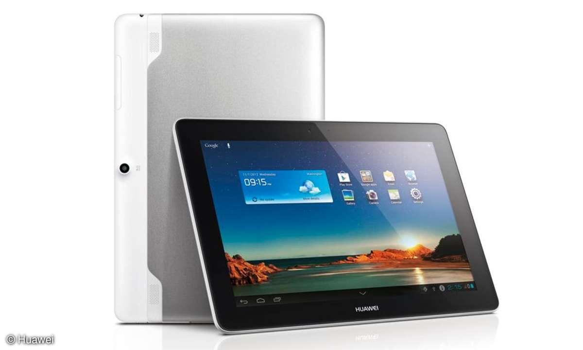 MWC 2013, Huawei Tablet MediaPad 10 Link