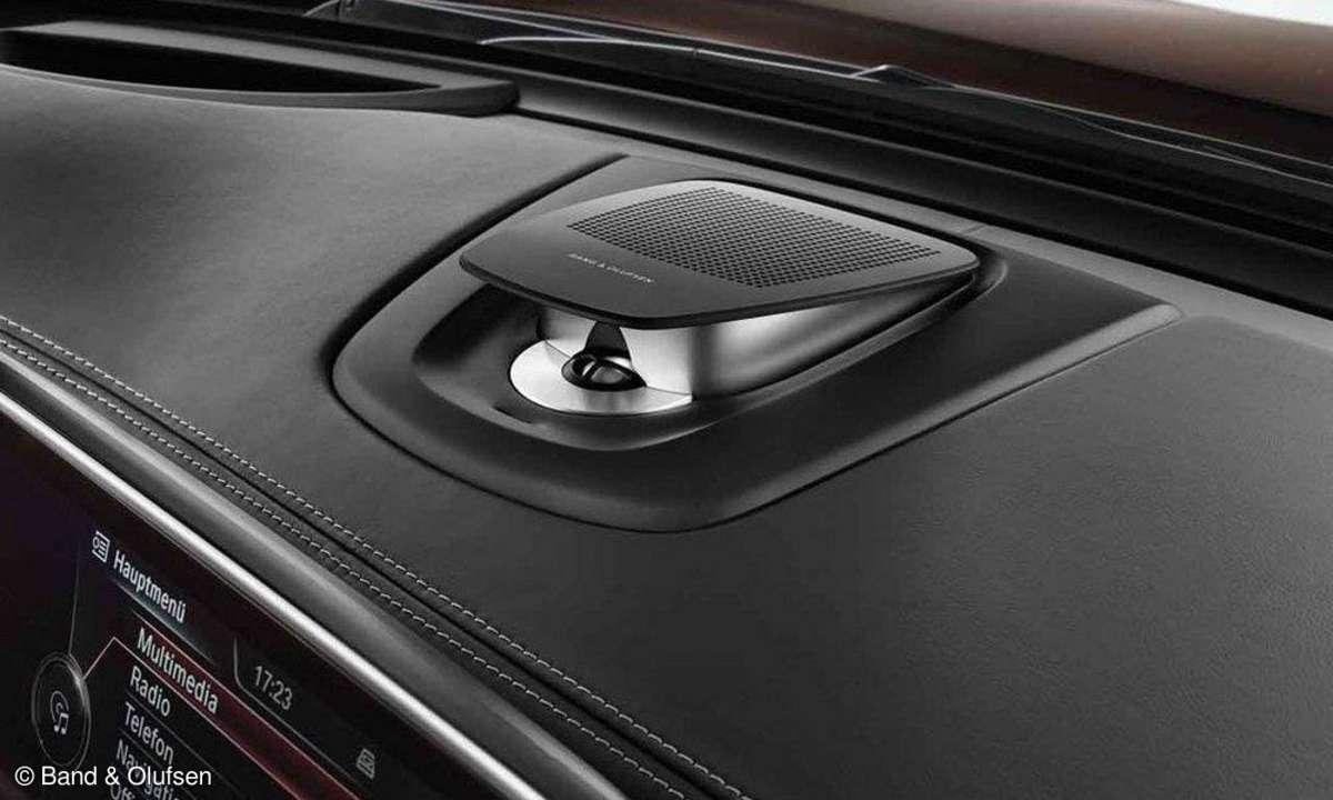 Band & Olufsen High End Surround System BMW X5