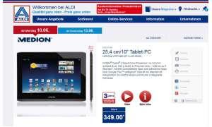 Aldi,Medion Lifetab S9714,Tablet