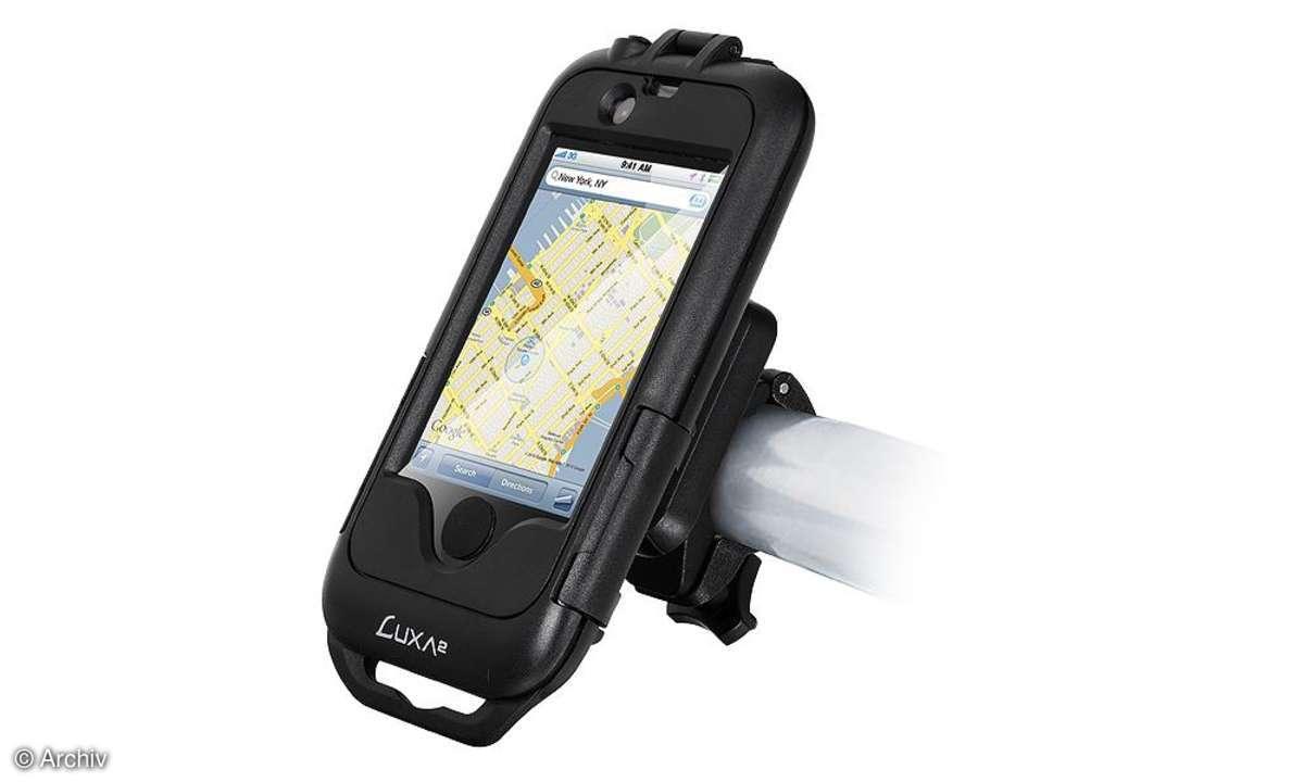iPhone-Halterungen fürs Fahrrad im Vergleich