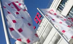 Telekom, Logo,Flagge
