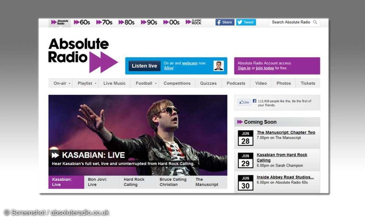 Absolute Radio London