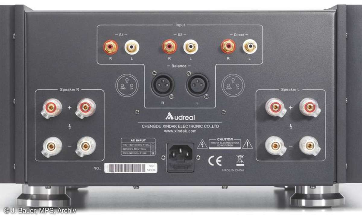 Audreal A 600 E