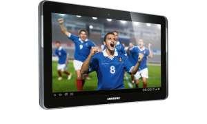 Samsung verschenkt Galaxy Tab 2 beim Kauf eines neuen Samsung Smart TV