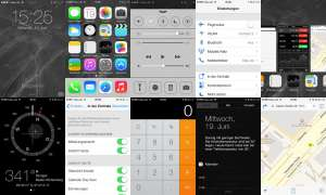 Apple: iOS 7 in Aktion