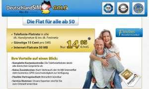 Deutschland Sim Gold