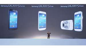 Samsung Event London 2013