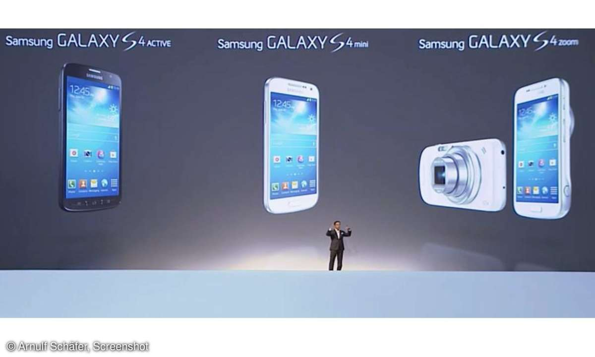 Samsung Event London 2013