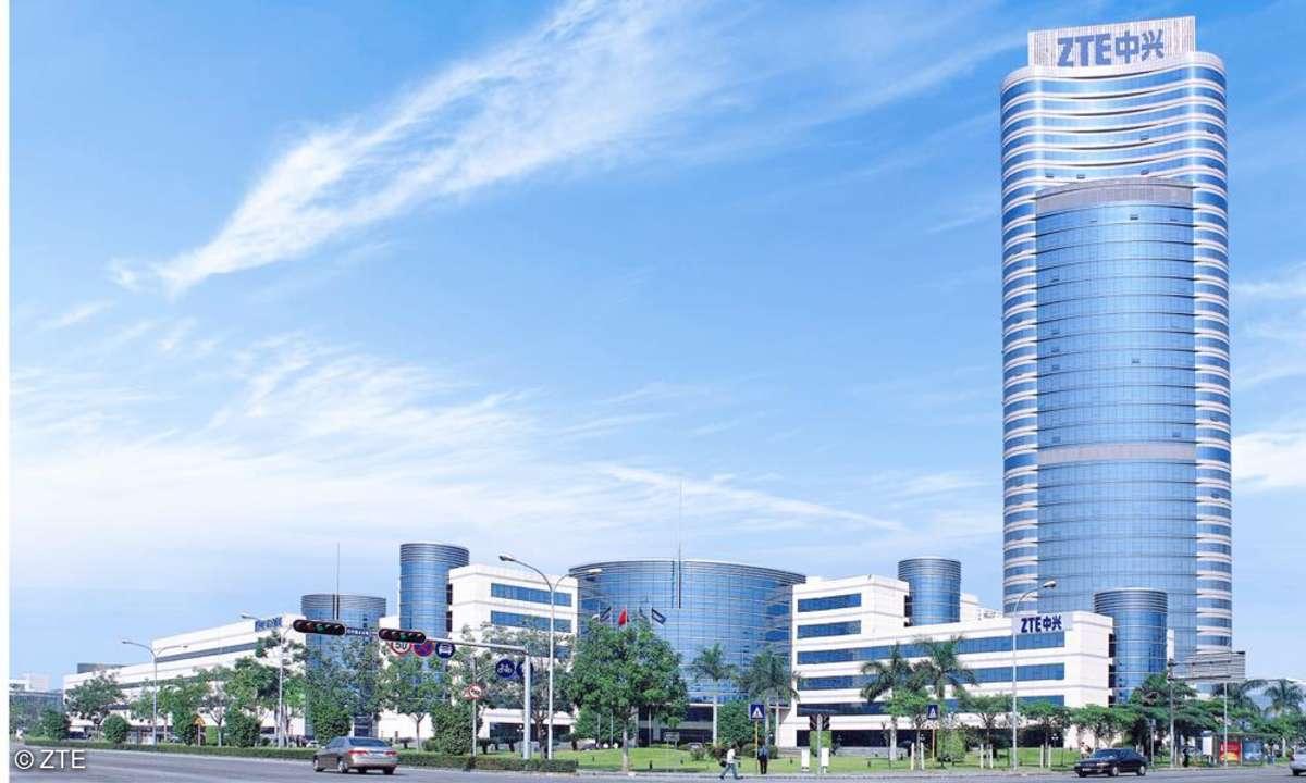 ZTE-Building