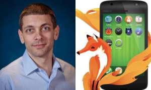 Andreas Gal, Mozilla Stiftung