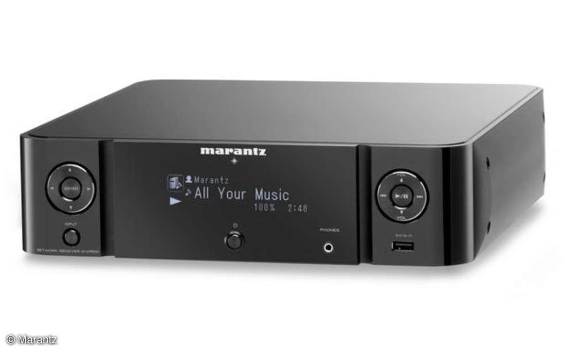 Marantz M CR510, Wireless-Musiksystem
