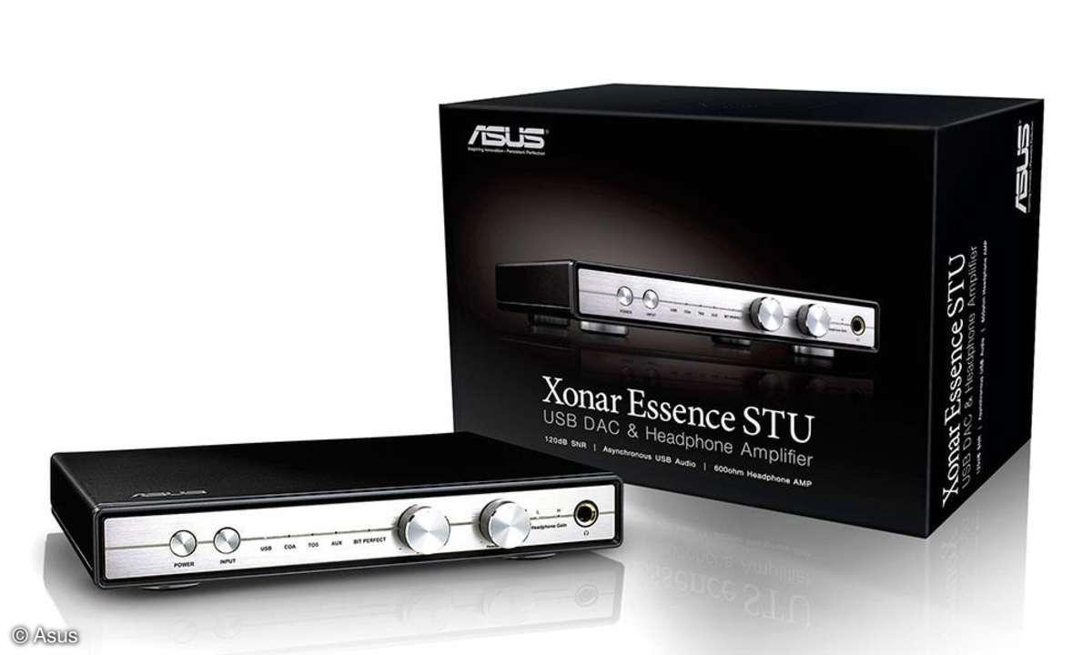 Asus Xonar Essence STU
