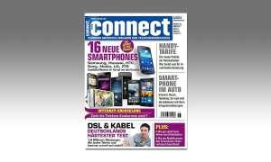 connect Ausgabe 8/2013