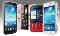 Galaxy Mega, Ascend P6, Q5, S4 zoom