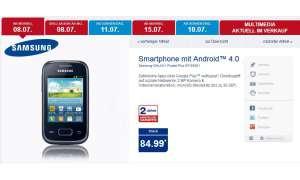 Aldi Nord,Samsung Galaxy Pocket Plus
