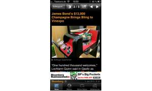 Bloomberg Finanz-App