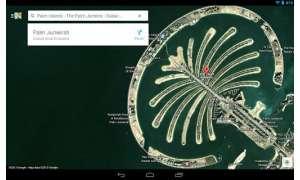 Google Maps für Android 7.0