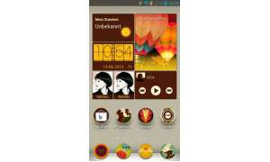 Huawei Ascend P2 - User Interface