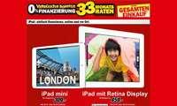 Media Markt,iPad-Aktion