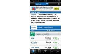 Finanzen.net Börsen-App