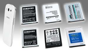 Samsung Galaxy S3 Reserve-Akkus
