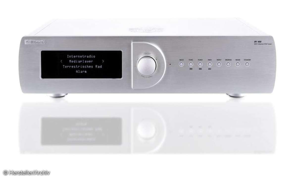 Audio Block IR-100+
