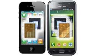 Apple und Samsung Vergleich