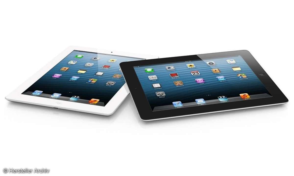 Es wird Zeit fürs iPad 5