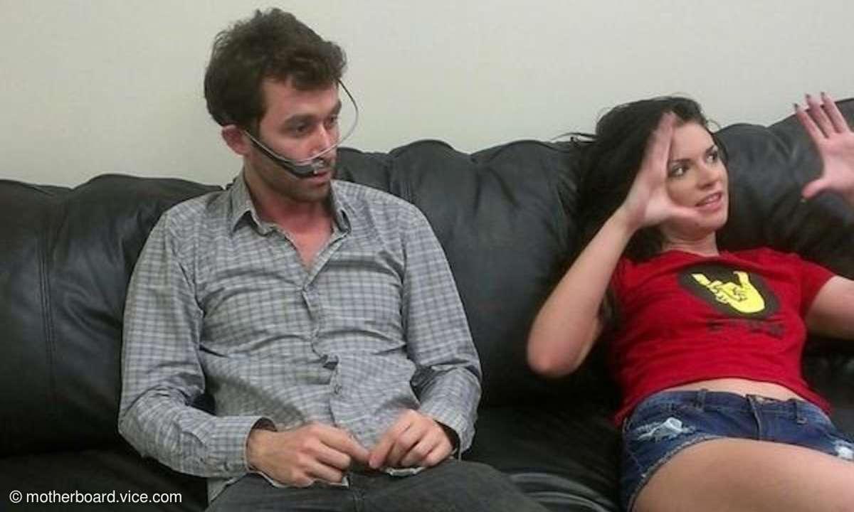 Google Glass im Film