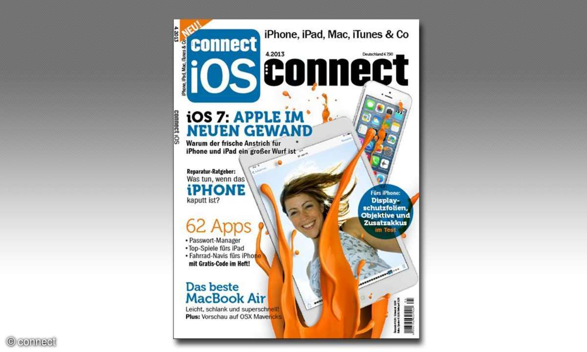 connect iOS 4/2013