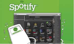 Spotify Web Musik Streaming