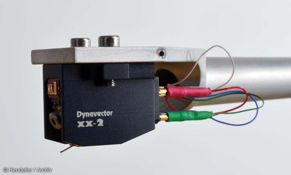 Palmer 2.5 Tonkopf DV XX-2 MKII