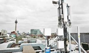 LTE-Netz Vodafone Antenne