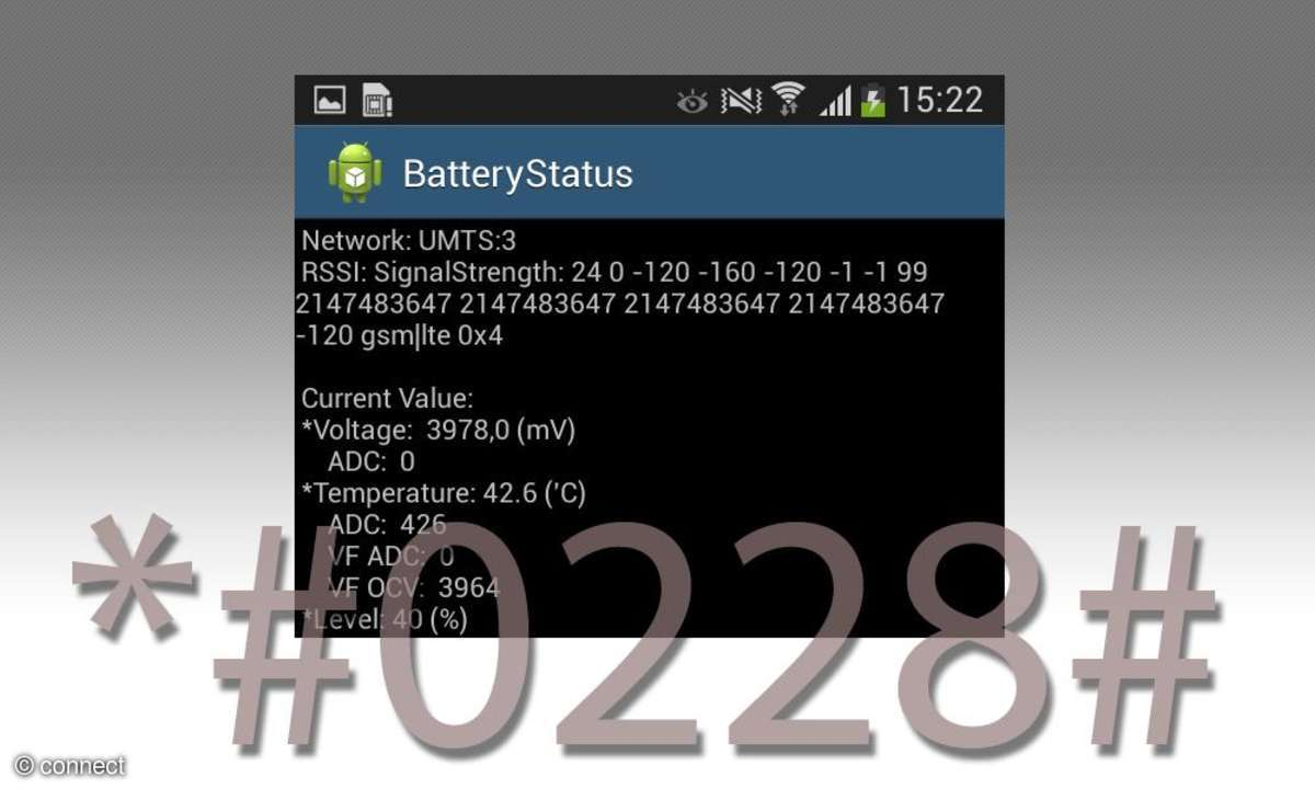 Handy- und GSM-Codes
