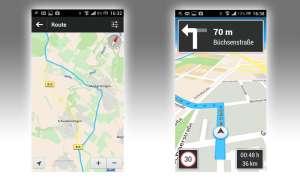 Skobbler GPS Navigation & Maps