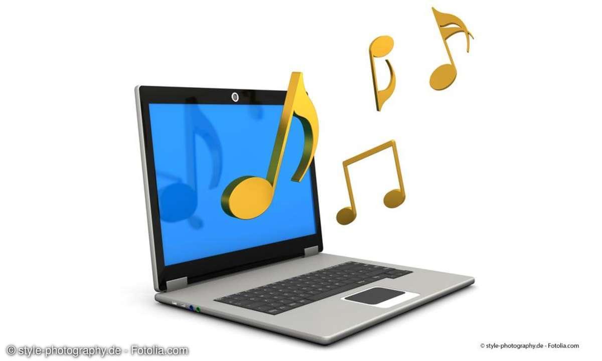 Musik-Streaming vom PC