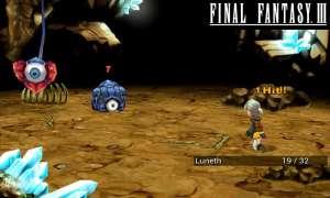 Final Fantasy III für die Ouya